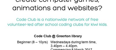 Code Club Aotearoa