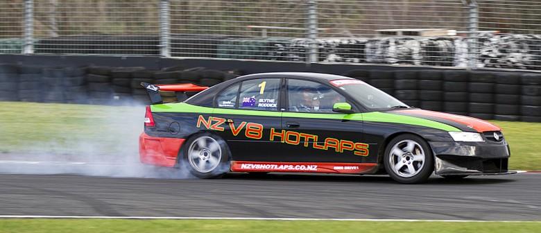 NZV8 Hot Laps