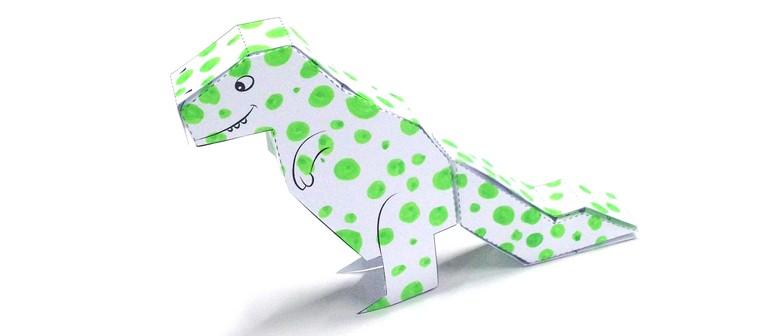 Make a Pet T-Rex
