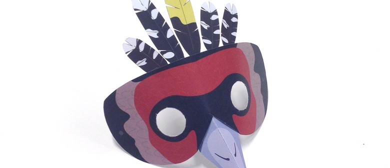 Native Bird Masks