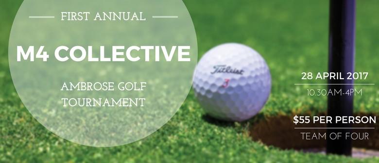 M4 Collective Golf Tournament