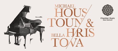 CMNZ: Lunchtime Series, Michael Houstoun & Bella Hristova