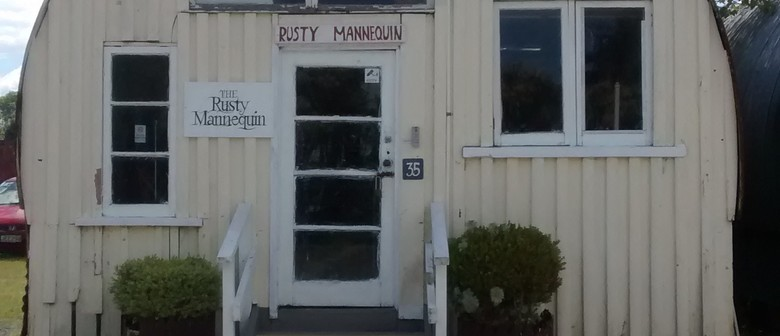 The Rusty Mannequin March Sale