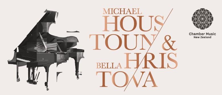CMNZ Presents: Michael Houston & Bella Hristova
