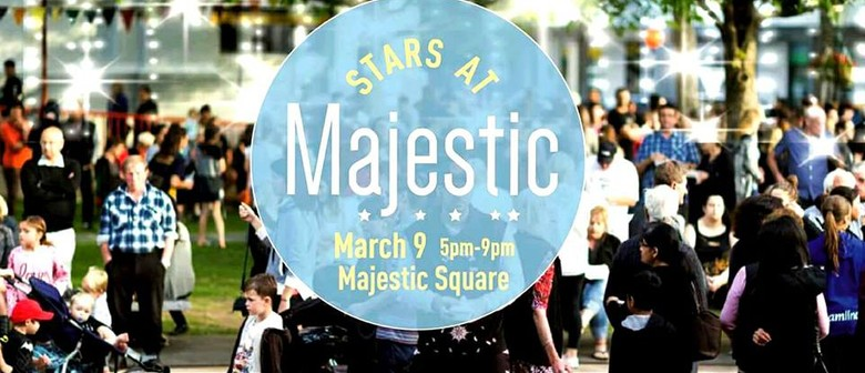 Street Feast - Stars At Majestic