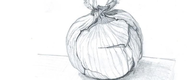 Drawing for Beginners Weekend Workshop