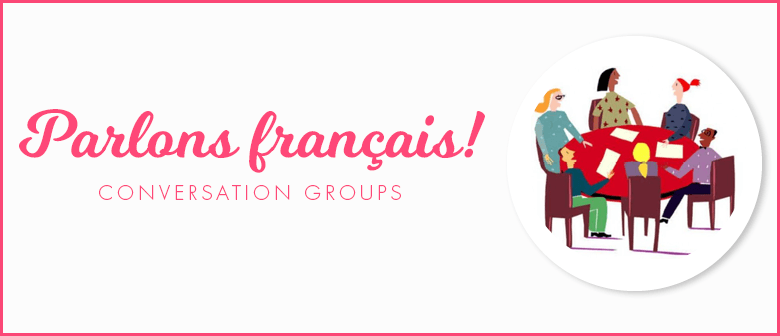 French Conversation Groups