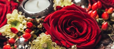 Celebrate Christmas With Flowers