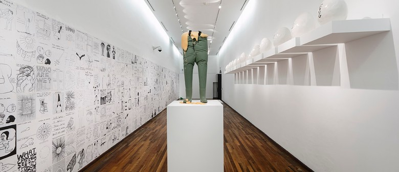 Exhibition Tour of David Shrigley: Lose Your Mind