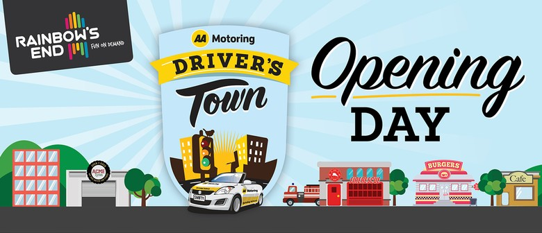 AA Driver's Town Opening Day