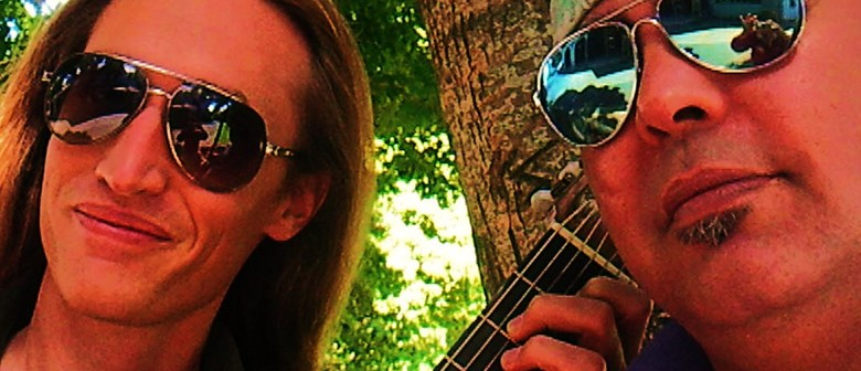 Sunday Music With Sonic Wave Guitar Duo