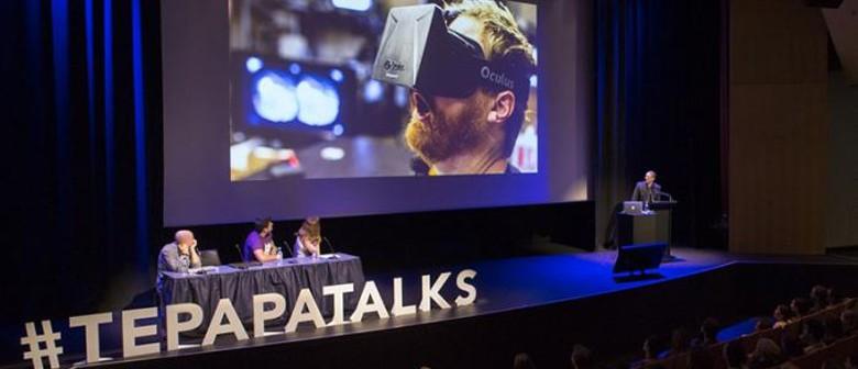 Te Papa Talks: Virtual Realities