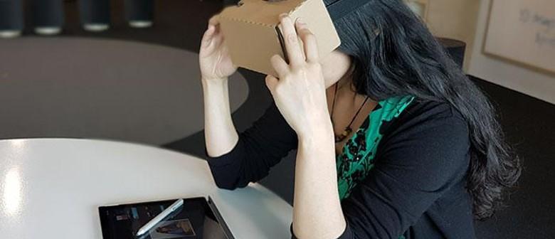 Virtual Reality Content Creation: Mark Billingworth Workshop