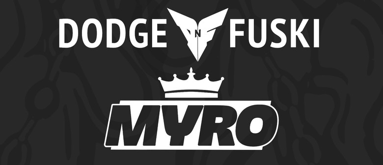 Disciple Takeover with Myro and Dodge & Fuski