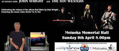 An Evening with John Wright & The Sou'westers