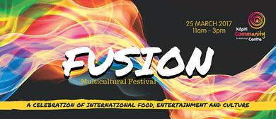 Fusion Multicultural Festival