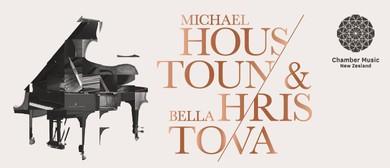 CMNZ: Beethoven Festival, Michael Houstoun & Bella Hristova