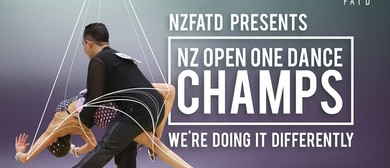 The New Zealand Open One Dance Championship
