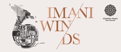 CMNZ Presents: Imani Winds