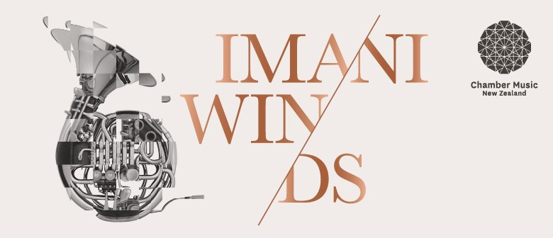 CMNZ Presents: Imani Winds