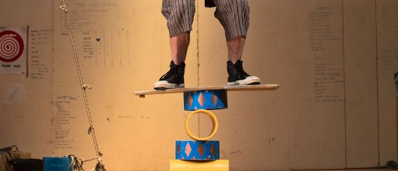 Introduction to Equilibristics (Circus Balancing Skills)
