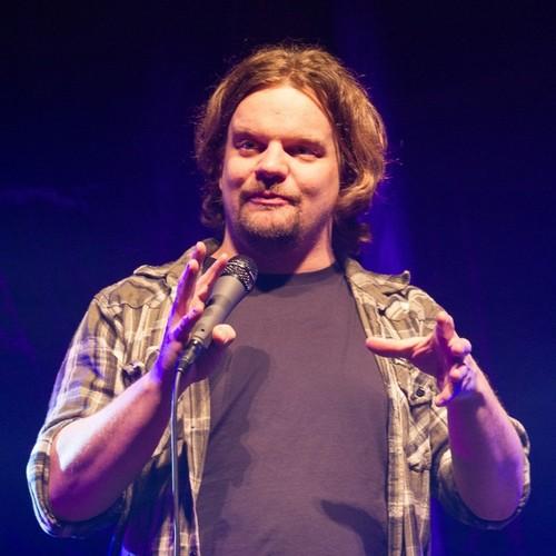 Ismo Leikola 'Puhumme suomea': Comedy in Finnish - Auckland - Eventfinda