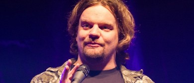 Ismo Leikola 'Puhumme suomea': Comedy in Finnish