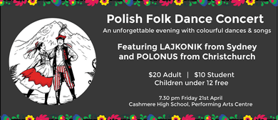 Polish Folk Dance Concert