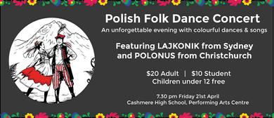 Polish Folk Dance Concert
