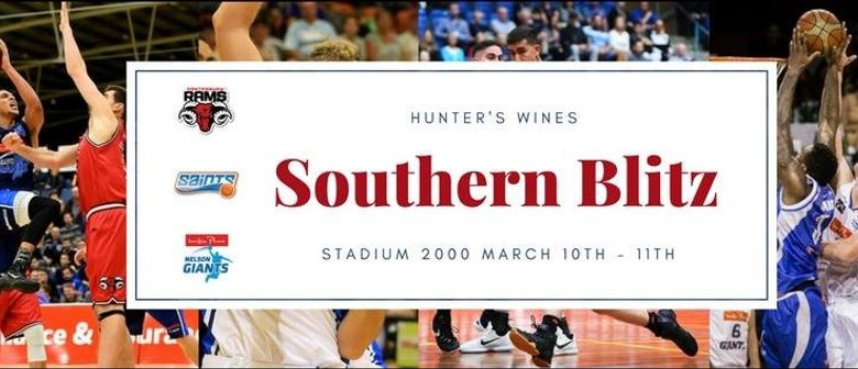 Basketball Southern Blitz - Saints vs Rams vs Giants