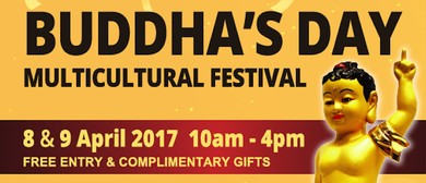 Buddhas Day Multicultural Festival - 10th Anniversary