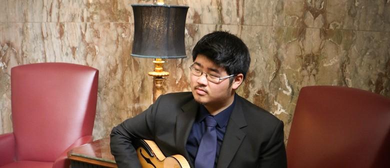 Brad Kang at WJC