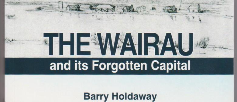 Author Talk: Barry Holdaway