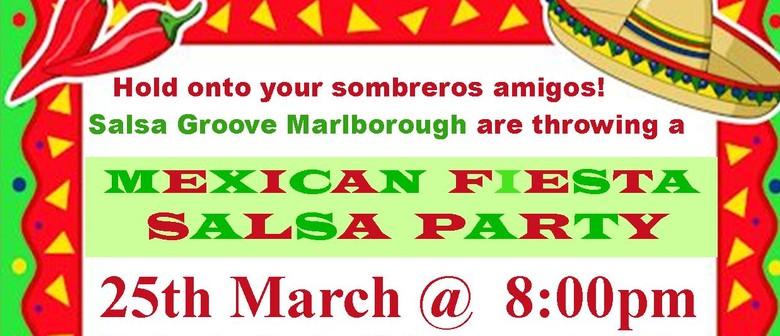 Mexican Fiesta Salsa Party