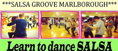 Salsa Groove Marlborough - Adult Beginner Dance Class