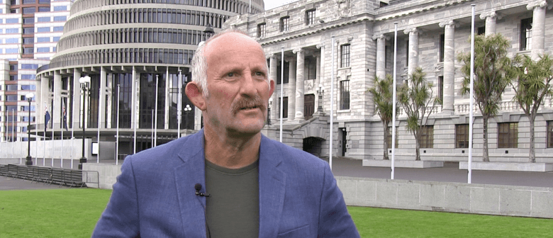 Gareth Morgan The Opportunities Party Talk