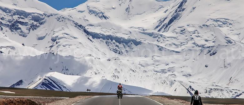 The Long Road From a Broken Heart - Jeremy Scott, Adventurer
