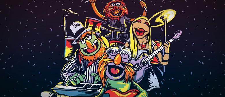 Bands, Beer Jugs & Rock DJs