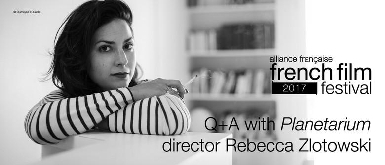 Wellington Q&A with Planetarium Director Rebecca Zlotowski
