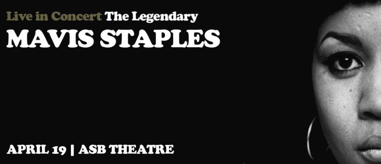 The Legendary Mavis Staples