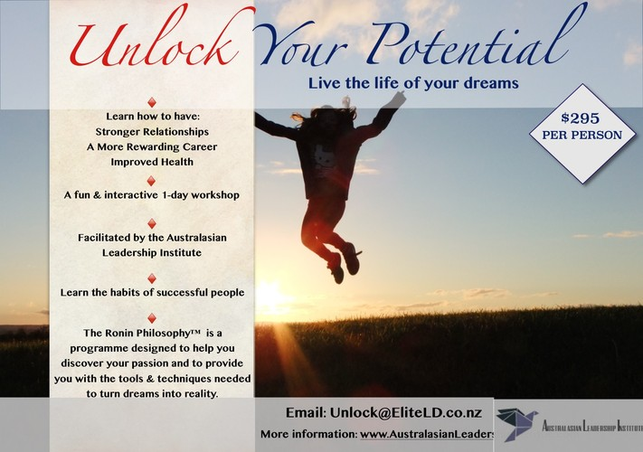 Unlock your potential live the life you want wellington for 152 the terrace wellington
