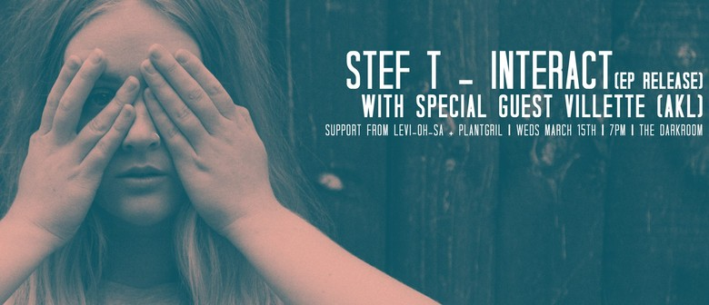 Stef T Interact EP Release