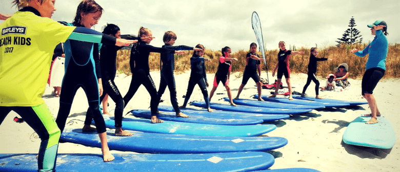 Surf Junky: 3 Day School Holiday Programs