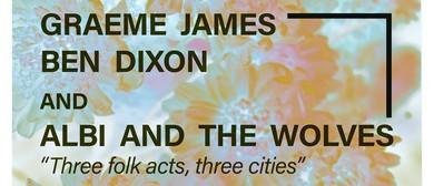 Graeme James bring Mr Dixon and The Wolves to Wellington