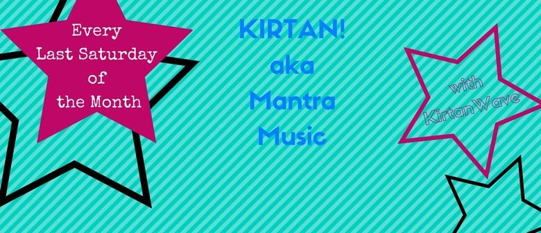 Kirtan Aka Mantra Music With KirtanWave