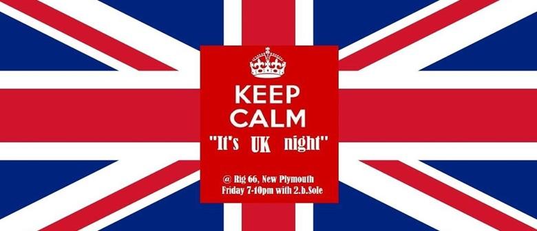 It's UK Night