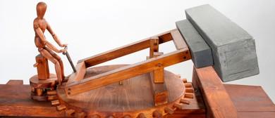 Da Vinci Machines and Robots