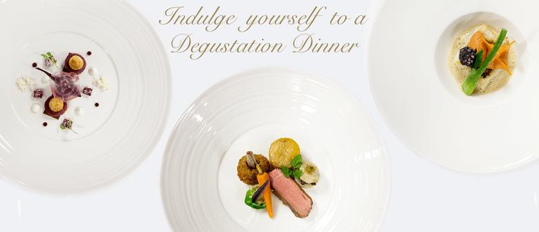 7 Course Degustation Dinner