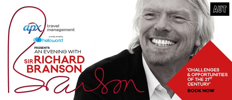 An Evening With Sir Richard Branson