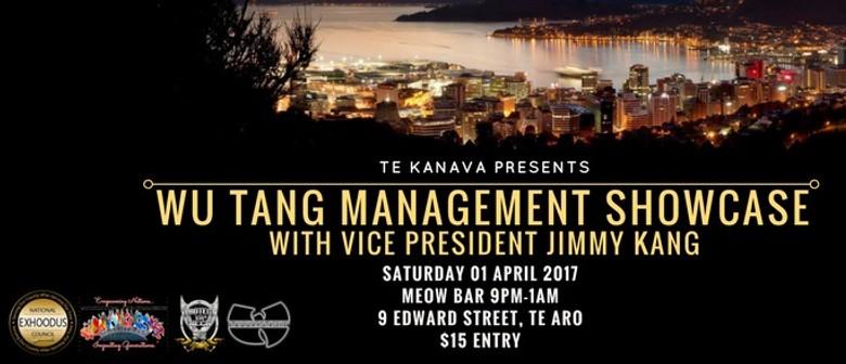 Wu Tang Management Showcase